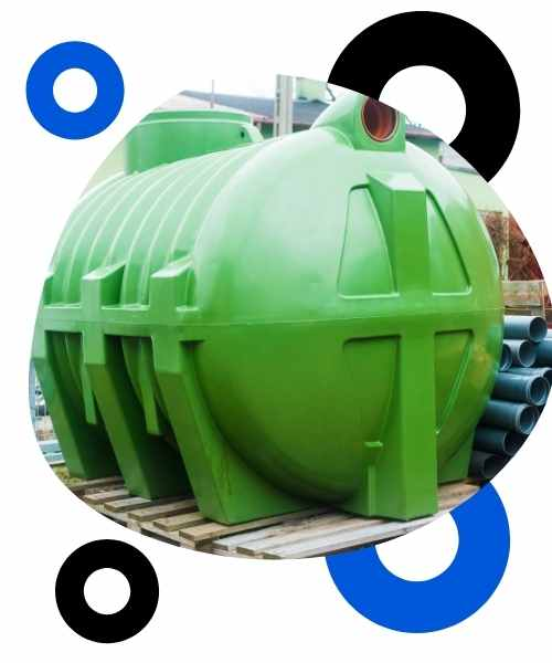 Large and Small Septic Tank Repair Services
