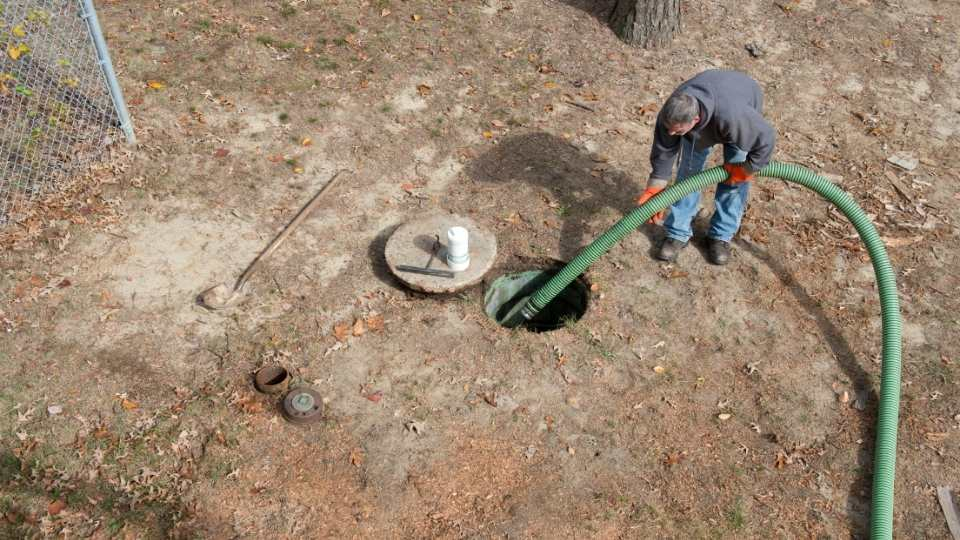 Septic Tank Cleaning